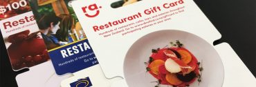 Restaurant Association Gift Cards at Pukeko Junction cafe